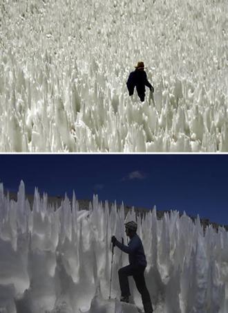 十大天然冰冻奇观