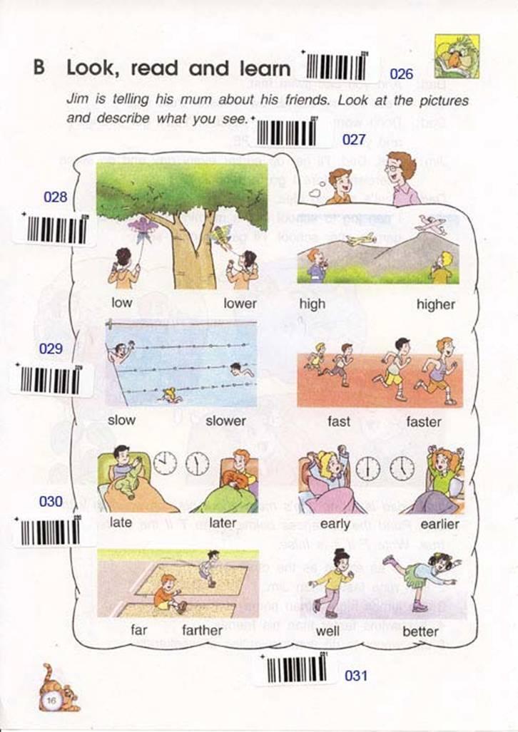 苏教版英语六年级下册课本――unit2 More exercise