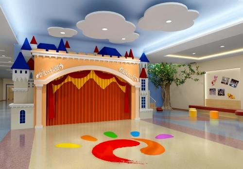 幼儿园吊顶造型设计图