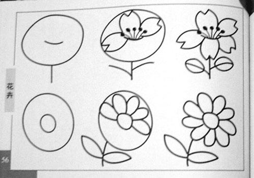 幼儿园教案 简笔画教案