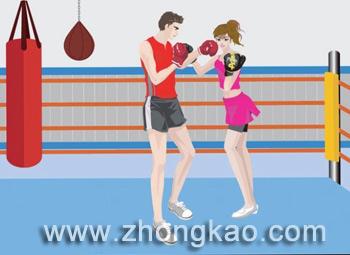 2010北京中考体育3类免考生及成绩记录原则