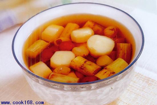 [标签:阅读材料甘蔗马蹄糖水甘蔗马蹄糖水的制作材料:主料: