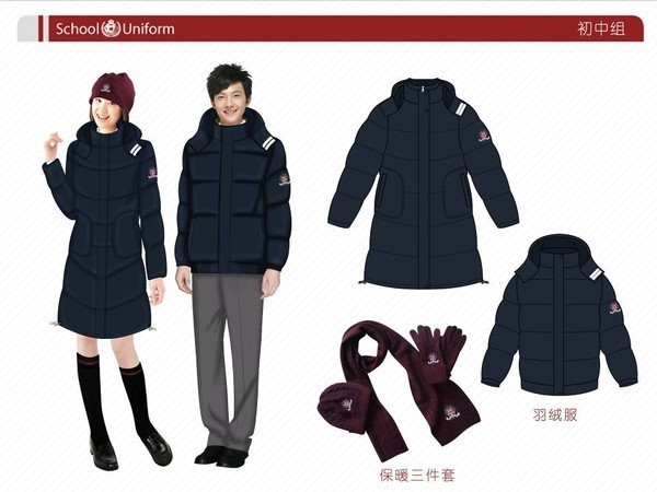 团体活动服装,配饰三大系列,分为春装,夏装,秋装,冬装校服 ,运动休闲