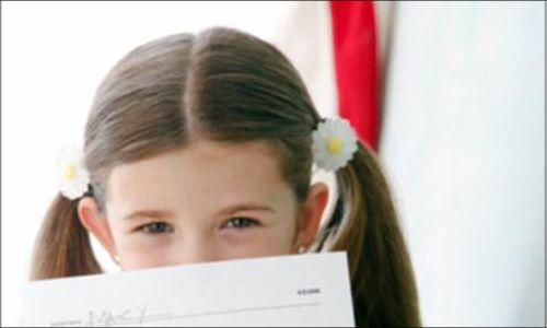 如果你的孩子或学生成绩不好,你会用钱作为鼓励的筹码吗?