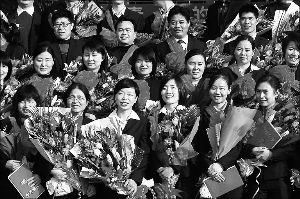 在校长叶德卫的带领下,龙城高中的教师队伍专业、进取、阳光