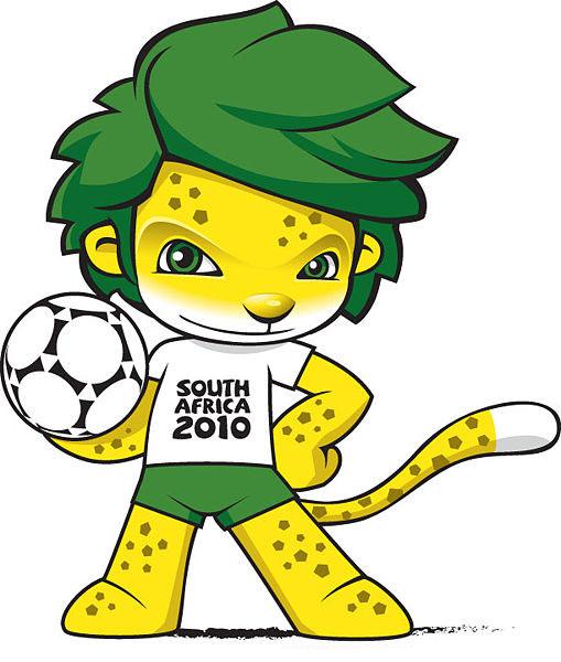 2010年南非世界杯吉祥物