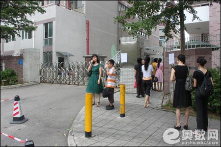 深圳高级中学特长生