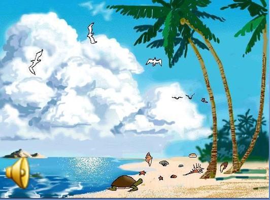 三年级语文课件富饶的西沙群岛