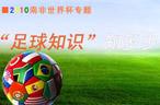 世界杯专题:足球知识知多少