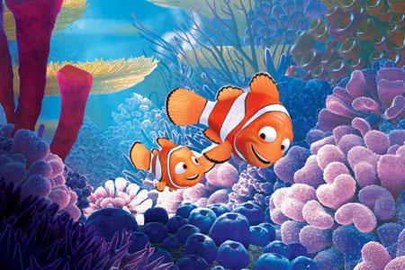 鱼妈妈卡通图片_小丑鱼海底总动员图片 _排行榜大全