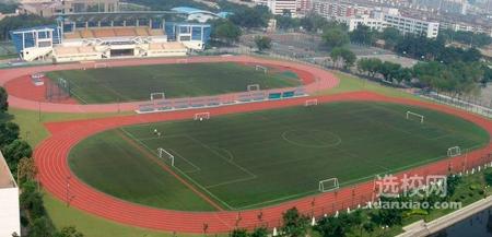 天津大学校园风景