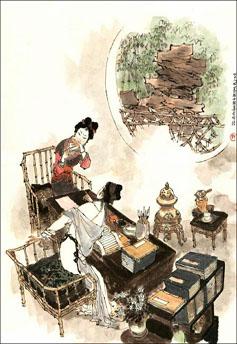 高三语文视频教材人教版下册11:香菱学诗