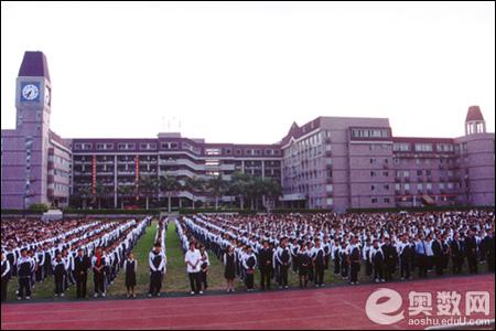 深圳高级中学图片