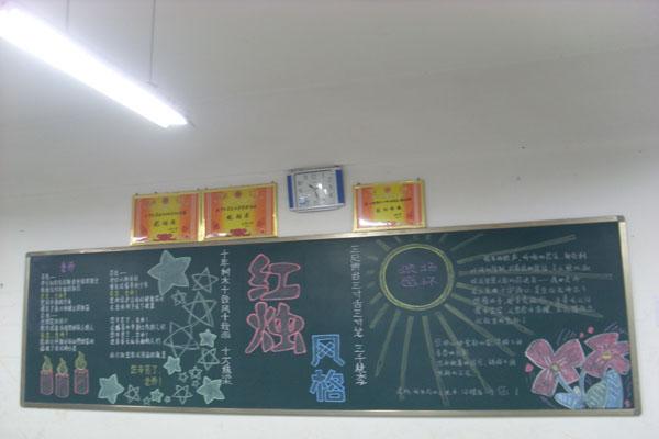 教师节黑板报(9)