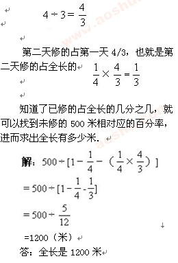 小学数学手抄报