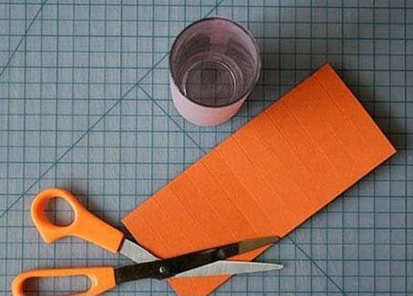 手工制作纸灯笼手折步骤