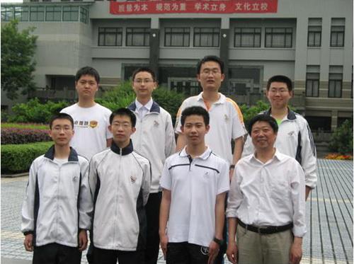范顺豪同学入选在apio2010闭幕式上做主持人,深受好评高中几有个孟津图片