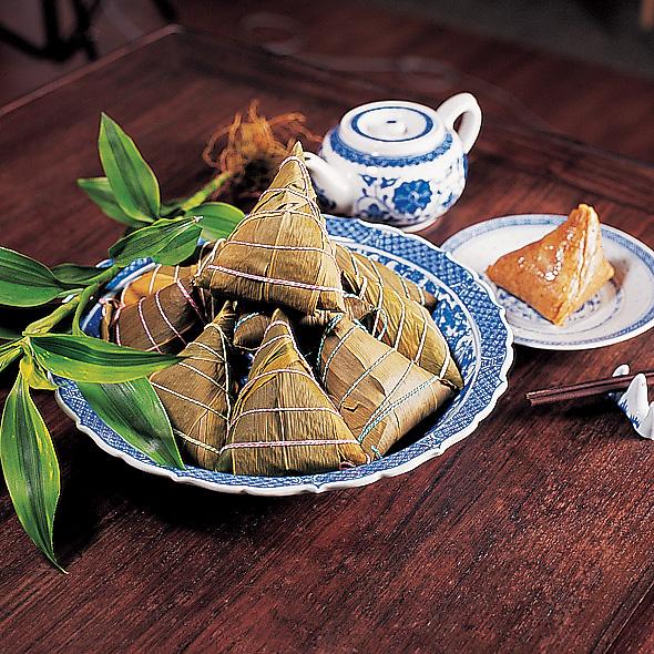 端午节习俗之吃粽子