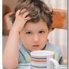 学前儿童喝茶