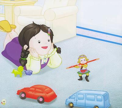 宝宝瞌睡图片卡通