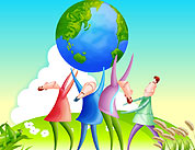 保护地球的作文