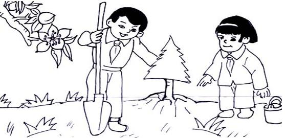 一年级下册看图写话 看图写话图片及范文 二年级看图写话图片图片