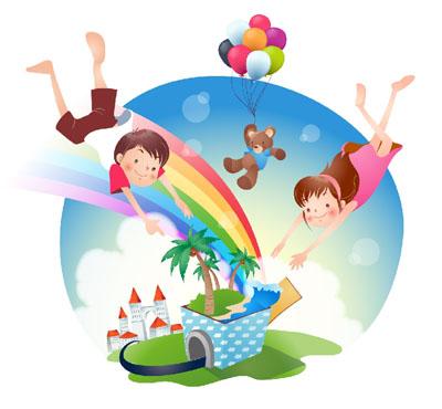 六一儿童节 用爱心帮孩子圆梦