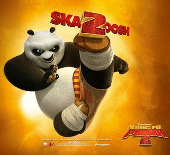 迪斯尼3D动画电影:功夫熊猫2