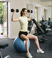 关于健身的作文