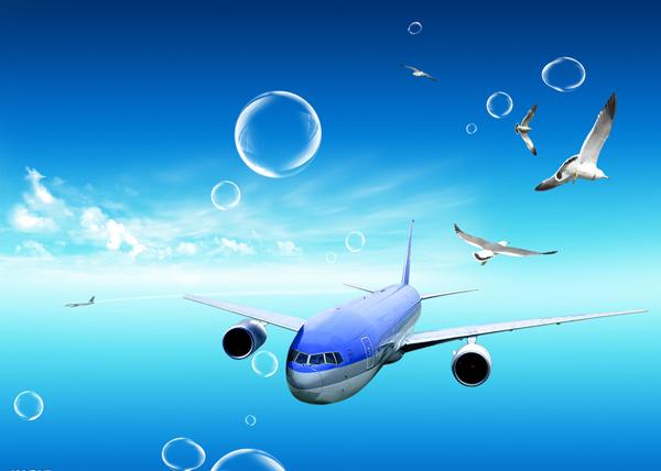 飞机一系列图片素材