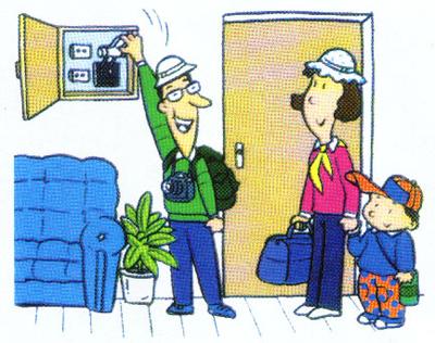 小学生安全常识--用电安全_幼教网上海分站