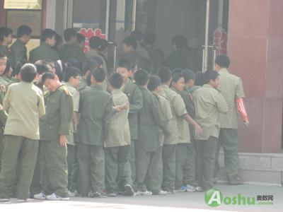 沈阳雨田实验 绿色大军 成校园新亮点 2图片