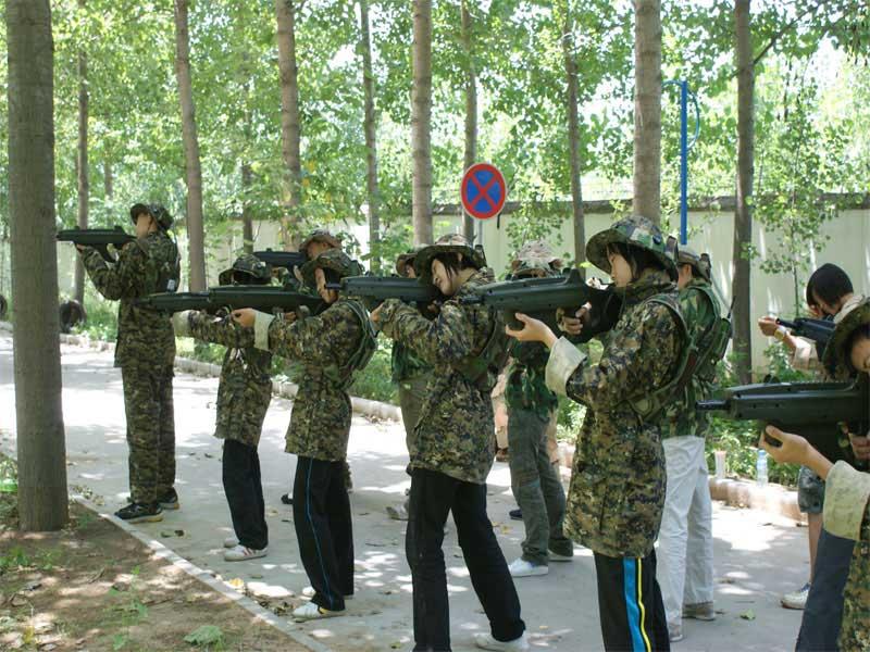 郑州市八中实践基地项目图片