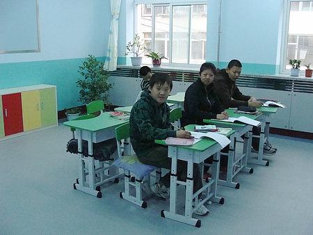 船营区特殊教育实验小学