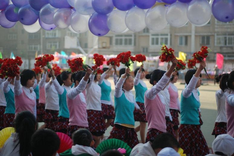 沈阳市第三十三中学运动会精彩图片集锦