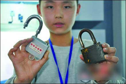 长沙小学生拼发明 专利卖到10万元图片