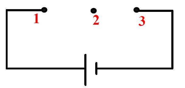 初中物理电路图识别详解——简化电路图(4)