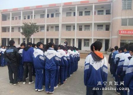 广西计划将不断扩大优质高中教育资源