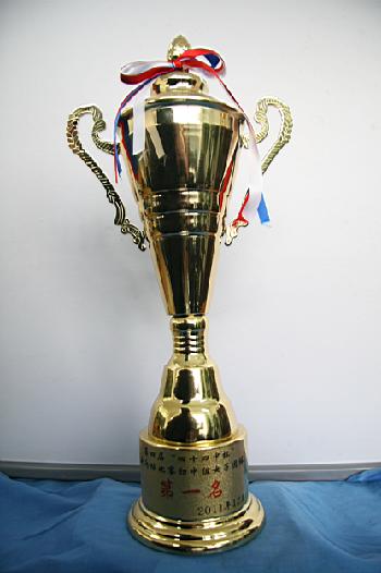 大连二十一中学乒乓球冠军