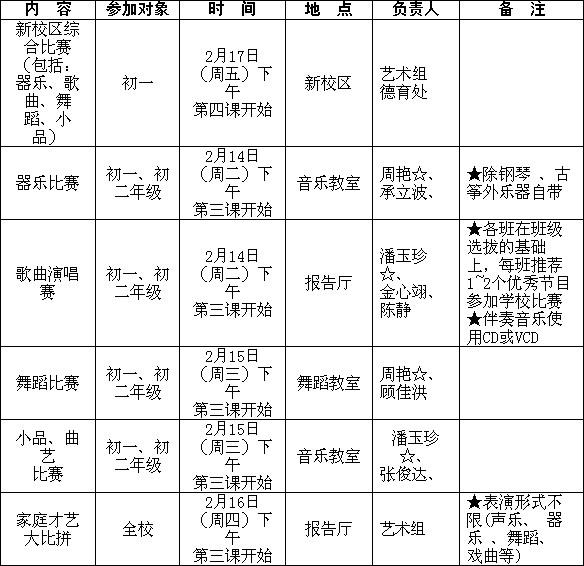 【校园文化活动策划】