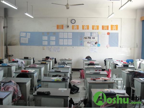 辅仁中学教室-无锡辅仁中学学生作息时间表和课程表图片