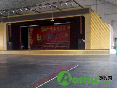 2012年5月19日太原市第三实验中学开放日现场报道(2)