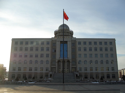 沈阳市第30中学校园风采
