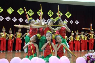 818上海幼儿园毕业典礼(5)