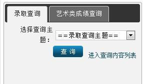 贵州财经大学2012高考录取结果查询系统