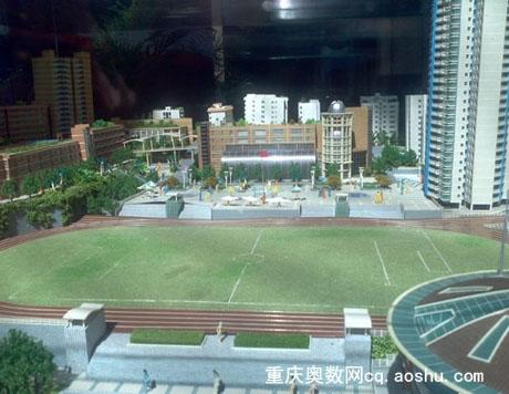 重庆育才中学高中部图片分享;