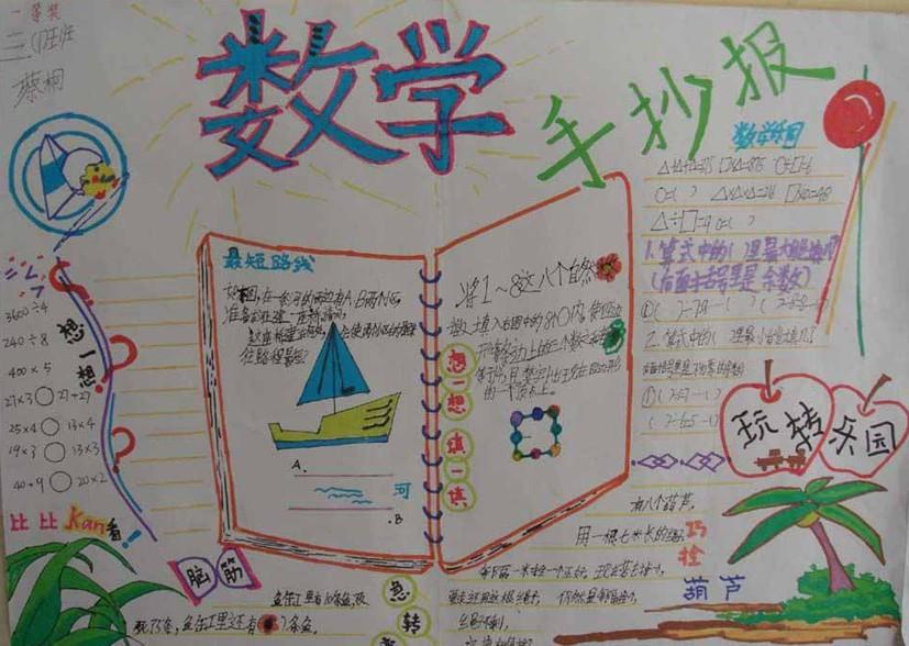 学生世界读书日手抄报版面设计图图片