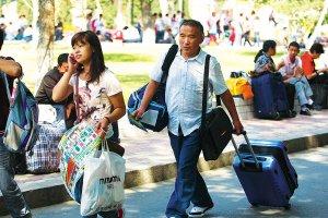上海各高校迎来开学日__上海高考网