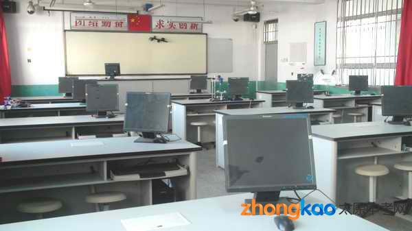 清徐县徐沟中学学校环境