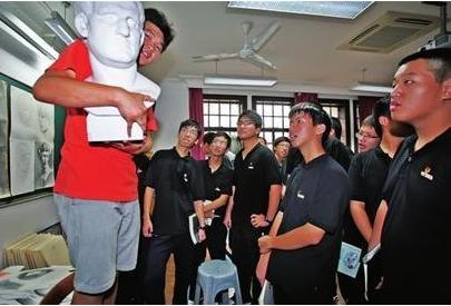上海八中男子班